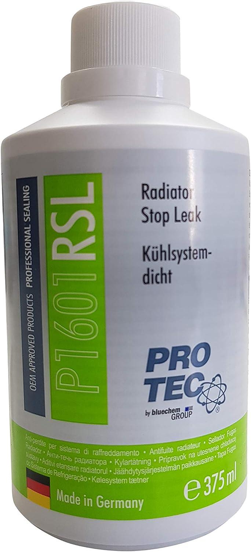 Protec P1601 Rsl Radiator Stop Leak Kühlsystemdicht Kühlerdicht Kühler 375ml Auto