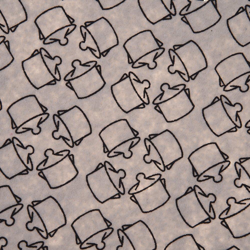 sartenes cuencos utensilios para hornear plato de cer/ámica Protector de Olla y Sart/én para ollas y sartenes conjunto de 8 Pan Protectores para ollas utensilios de cocina sartenes cazos