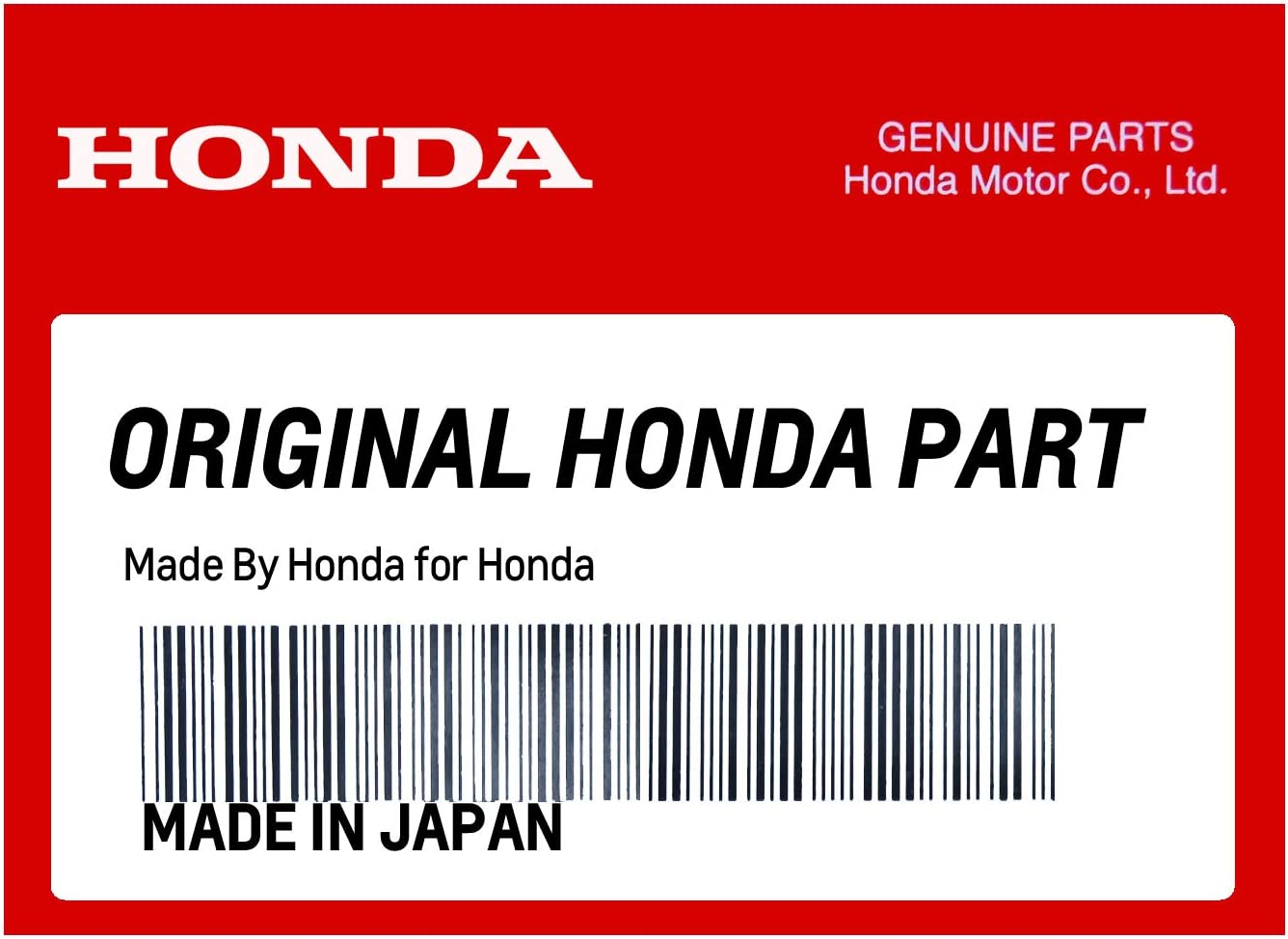 Honda 17631-VM6-300 Gasket; New # 17631-899-000 Made by Honda