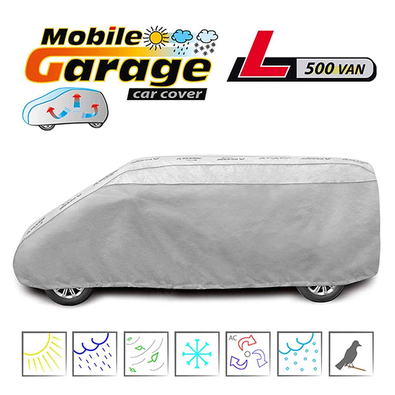Mercedes Viano Van 04/de Auto lona Completo Garaje Lona muy Garage l500/cm