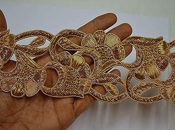 New Pom pom Mirror Lace Trim Ribbon Sewing On Craft Wedding Sari Border price//m