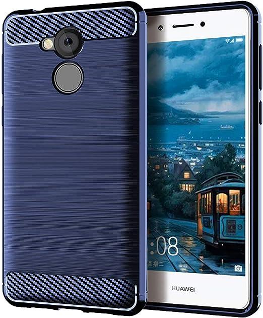 4Color-AW-Huawei P9 Lite Smart Color blanco carcasa de ordenador ...