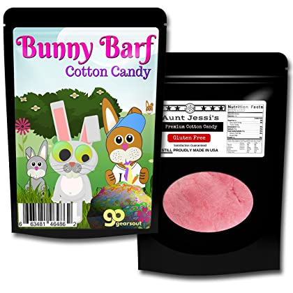 Amazon cambodia shopping on amazon ship to cambodia ship overseas bunny barf cotton candy cotton candy gag gifts funny easter basket stocking stuffers for children negle Image collections