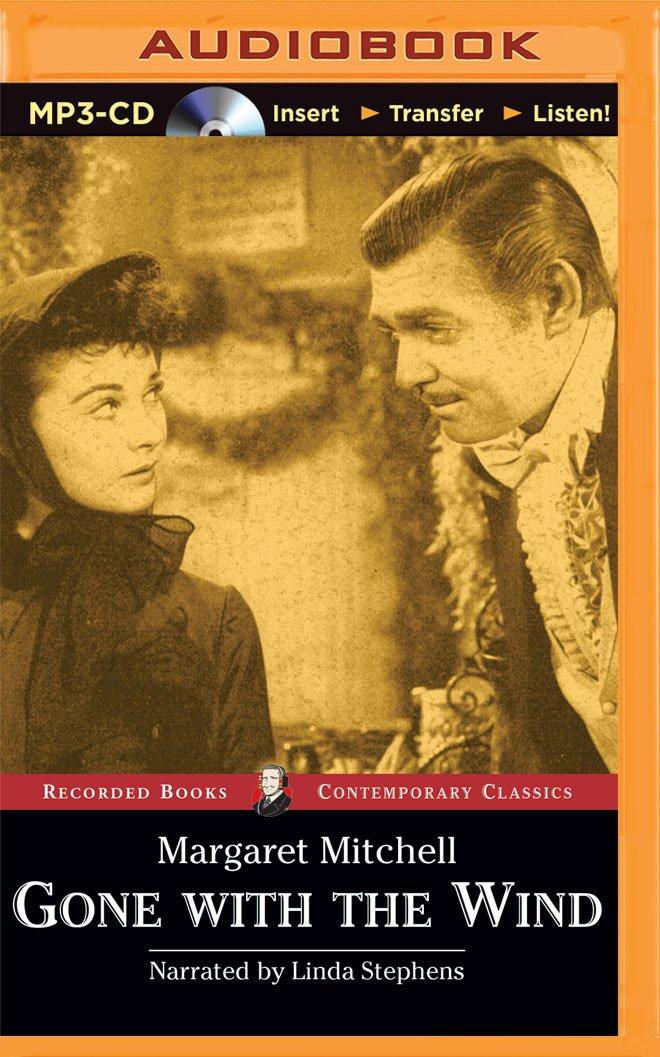 Gone with the Wind Recorded Books Contemporary Classics: Amazon.es: Margaret Mitchell, Linda Stephens: Libros en idiomas extranjeros