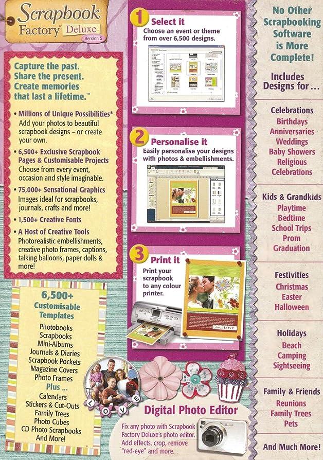 Download scrapbook factory deluxe free version herekfile art explosion scrapbook factory deluxe m4hsunfo