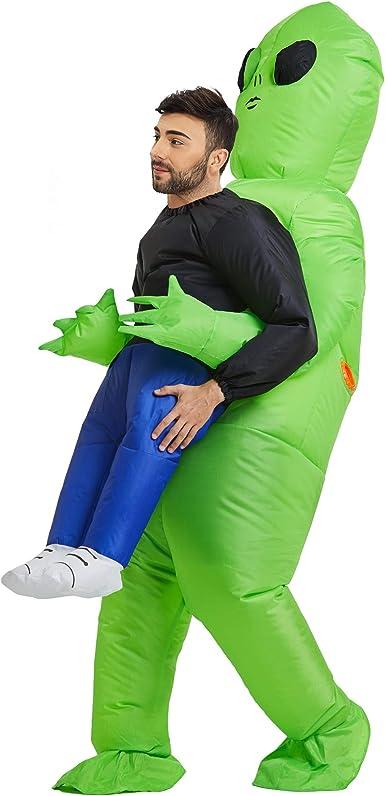 TOLOCO Disfraz Inflable | Disfraces inflables para Adultos o niños ...
