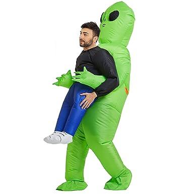 Amazon.com: TOLOCO - Disfraz inflable para adultos o niños ...
