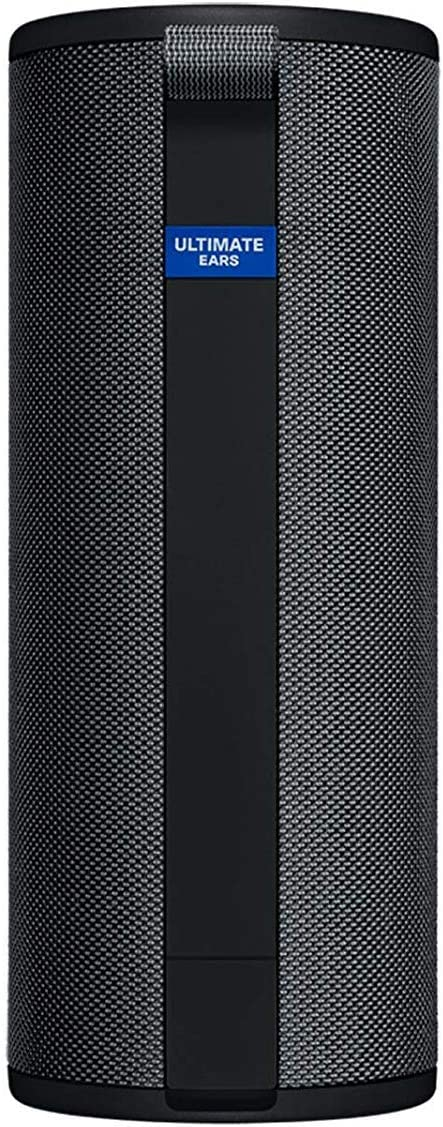 Ultimate Ears Boom 3 Portable Bluetooth Wireless Speaker Bundle with Protective Hardshell Case Night Black