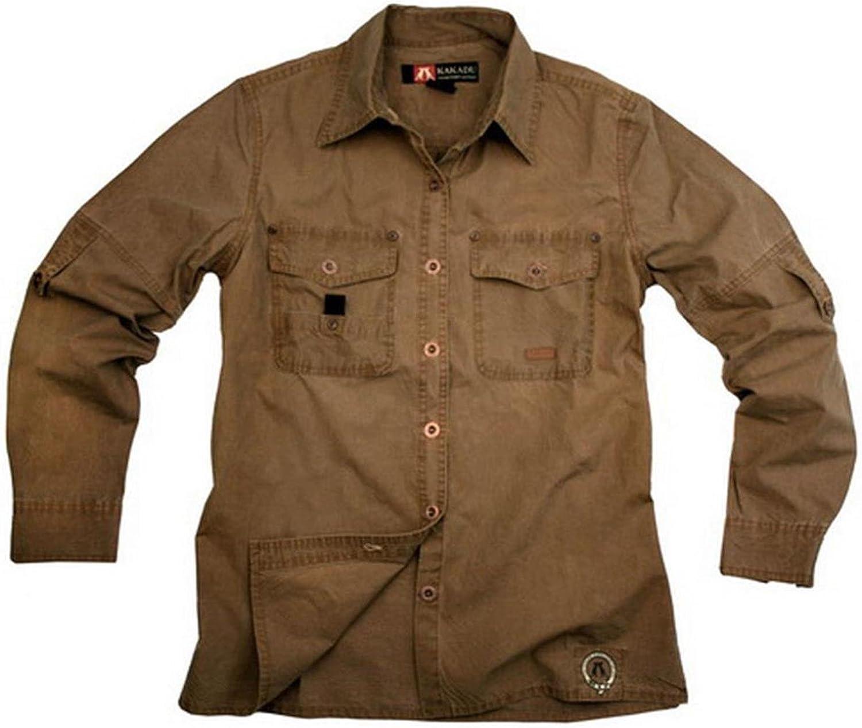 Kakadu Traders Safari Concord - Blusa de algodón para Mujer: Amazon.es: Ropa y accesorios