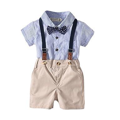 Traje de Caballero para niño, Traje de pantalón Corto para niño ...