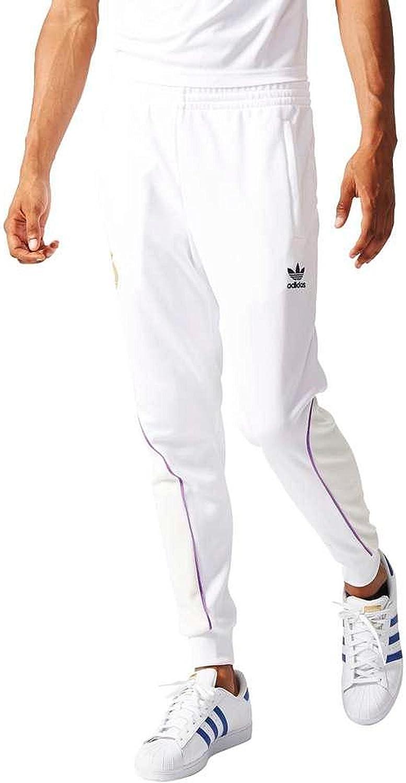 seguramente Monumental escarabajo  Amazon.com : adidas Original Real Madrid 2017 Training Pants, X-Large :  Clothing