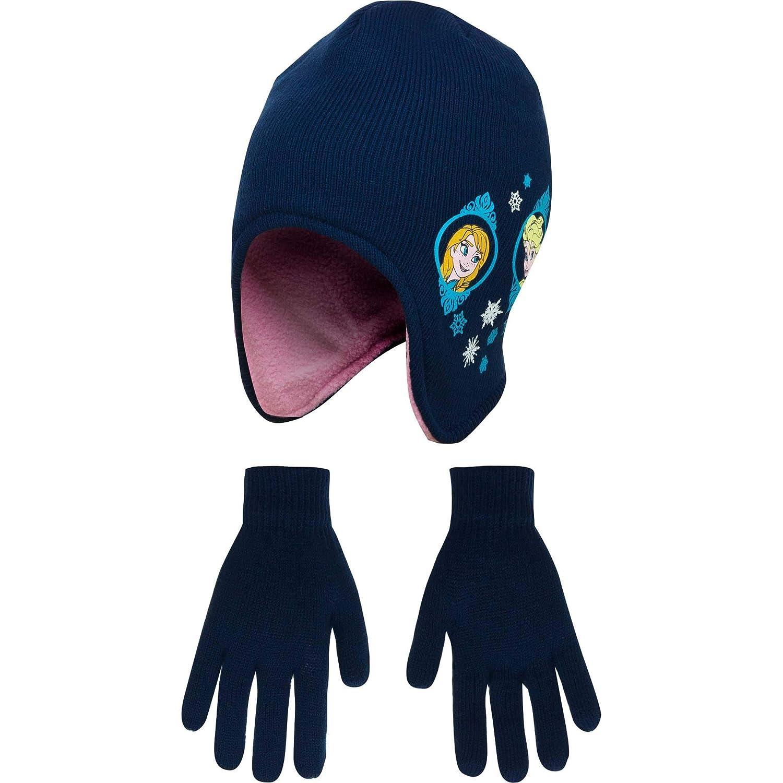 Girls Winter Hat Scarf /& Gloves LOL Surprise Frozen Paw Patrol Size 4 5 6 7 Years Acrylic Warm Weather Gear