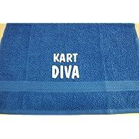 Kart Diva; Badetuch Sport