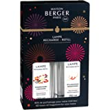 MAISON BERGER - Pack Duo Holidays 2020 - Fragrance Refill for Lampe Berger - 2 x 8.45 Fluid Ounces - 250 milliliters…