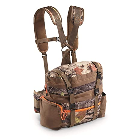 af2118630 Amazon.com: HUNTRITE Camo Hunting Pack: Sports & Outdoors