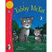 TABBY MCTAT BOOK&CD