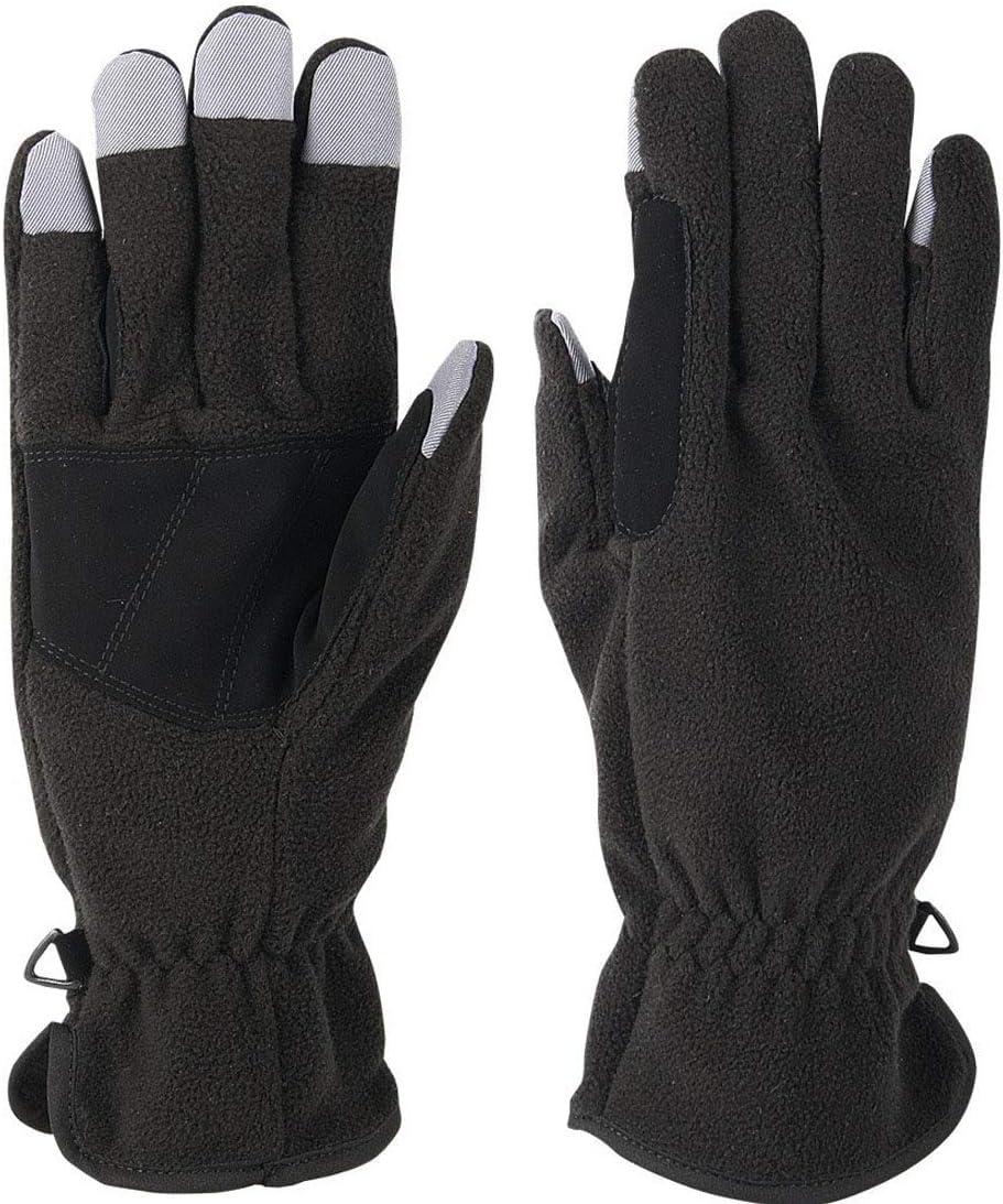 Pantalla táctil guantes de forro polar para smartphones y tablets celular Touch gloves, Gr, XS: Amazon.es: Deportes y aire libre
