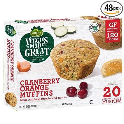 Muffins naranja de arándano: Amazon.com: Grocery & Gourmet Food