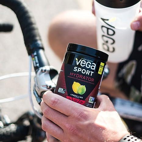 Amazon.com: New Vega Sport Hydrator Berry (30 Count, 0.1oz) - Electrolyte Powder, Gluten Free, Non Dairy, Vegan, Sugar Free, Keto Friendly, Non GMO: Health ...