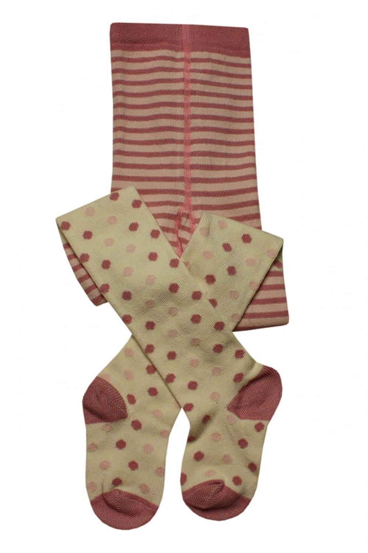 Weri Spezials Bebes et Enfants Bandes+Points Collants Pink