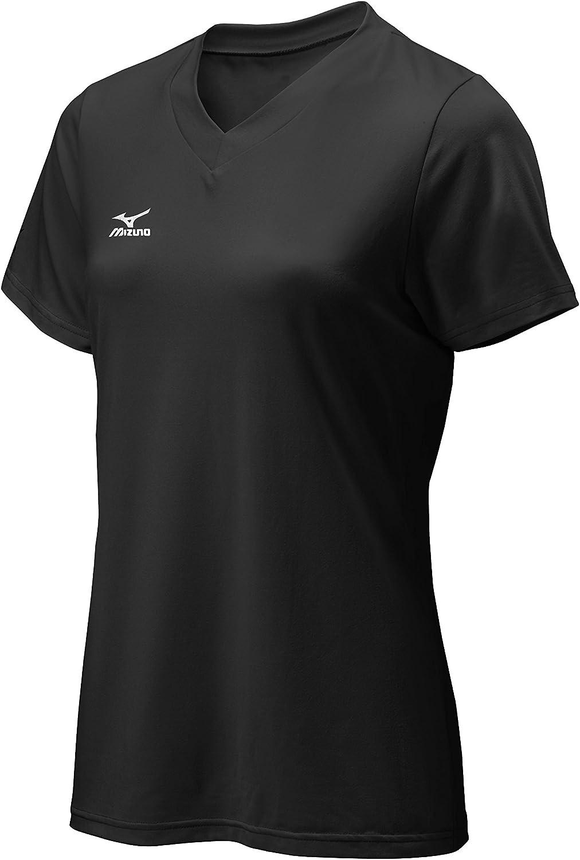 Mizuno Jacquard Graphic Hz T-Shirt Donna