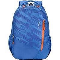 Lavie Sport 28 Ltrs Blue School Backpack (BDEI322070M3)