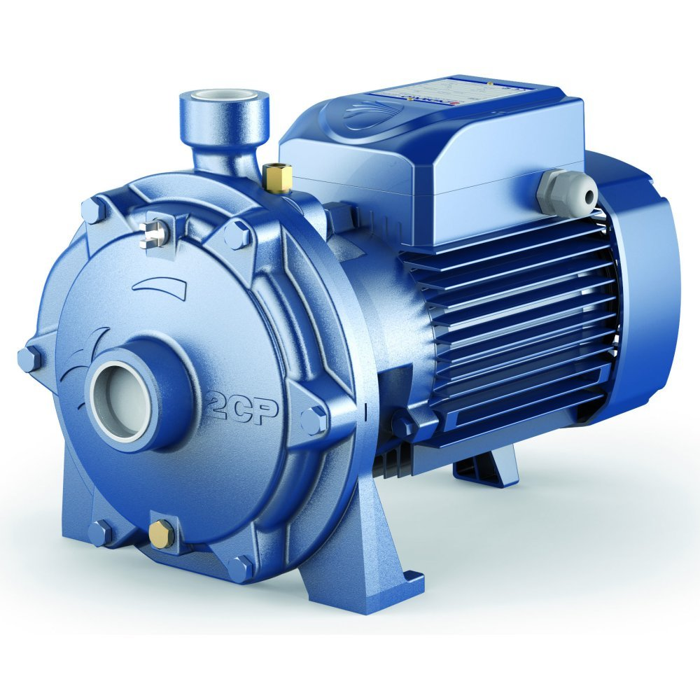 Twin Impeller Electric Water 2CP Pump 2CPm25//14B 1,5Hp 240V Pedrollo