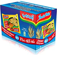 Indomie Pillow Pack Chicken Curry Flv, 40 x 75 g - Pack of 1 V1600