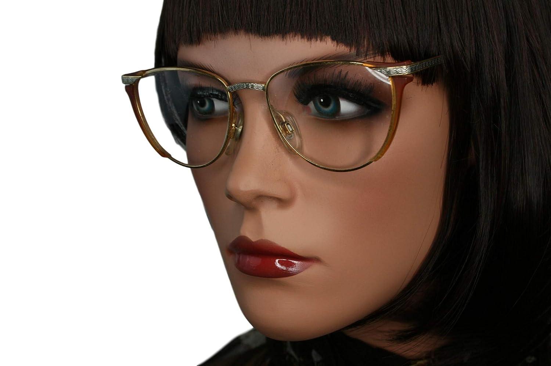Vogart - Montura de gafas - para mujer Dorado dorado 48 ...