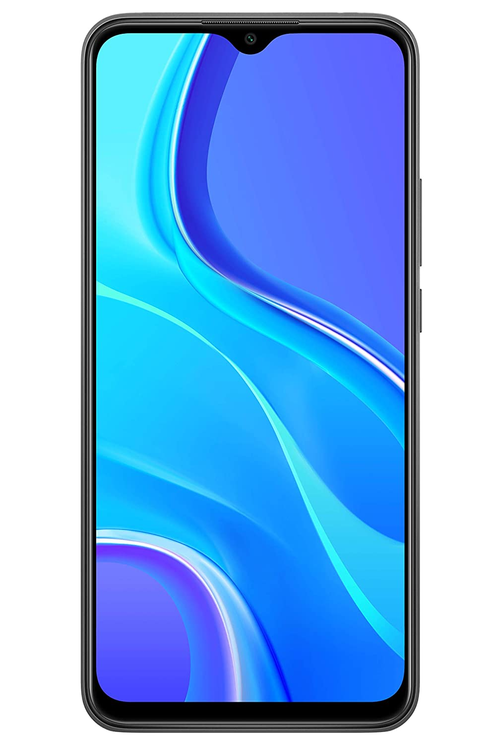 Redmi 9 Prime (Matte Black, 4GB RAM, 128GB Storage)- Full HD+ Display & AI Quad Camera