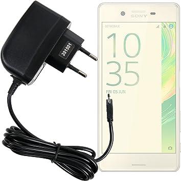 DURAGADGET Cargador (2 Amperios) para Smartphone Motorola Moto E ...