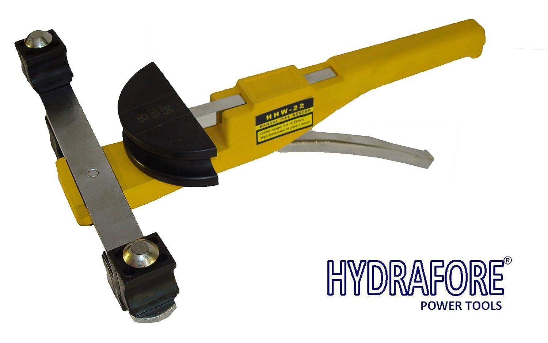 'hydrafore mécanique Machine à cintrer 1/4'-7/8, 6–22mm 6-22mm