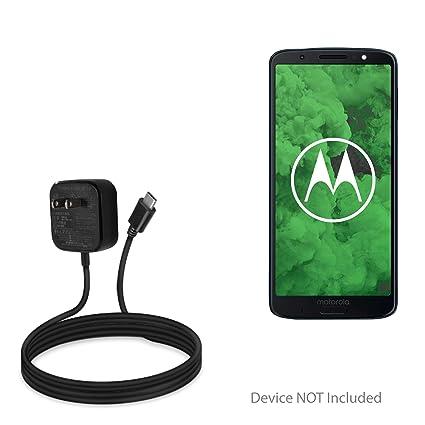 Amazon.com: Cargador para Motorola Moto G6 Plus, BoxWave ...
