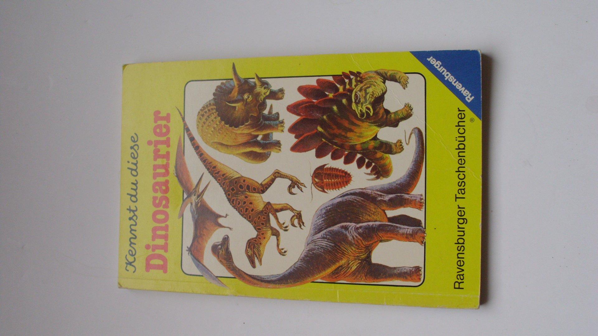 Kennst du diese Dinosaurier