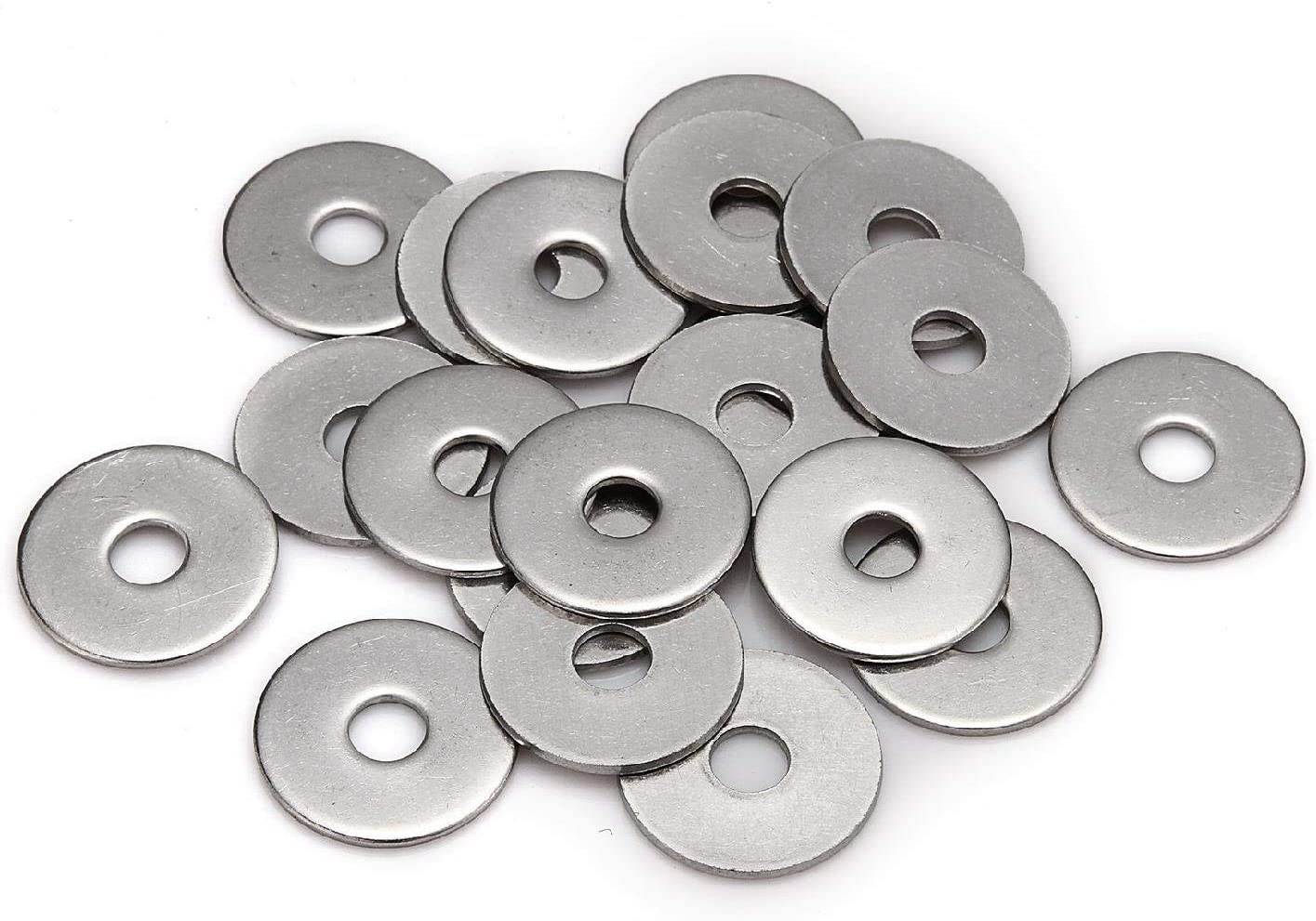 Form C 25 x Heavy Duty 20mm Washers Bright Zinc Plated for Nuts Bolts /& Screws