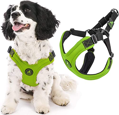 Gooby-Dog-Harness-Escape-Free-Sport-Patented