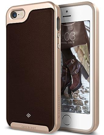 Amazon.com: Forro de iPhone SE de Caseology [Serie Envoy ...