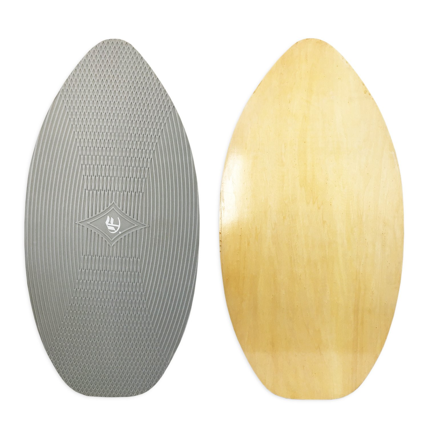 Empire Traction Skimboard 41 Inch Grey