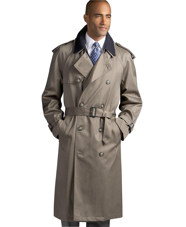 RALPH LAUREN Edmond Mens Belted Trenchcoat Overcoat Coat