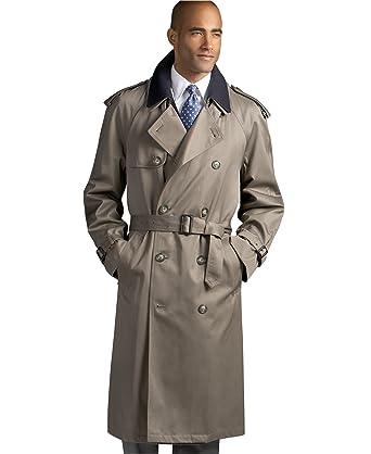 5110042c Ralph Lauren Edmond Mens Belted Trenchcoat Overcoat Coat (50 ...