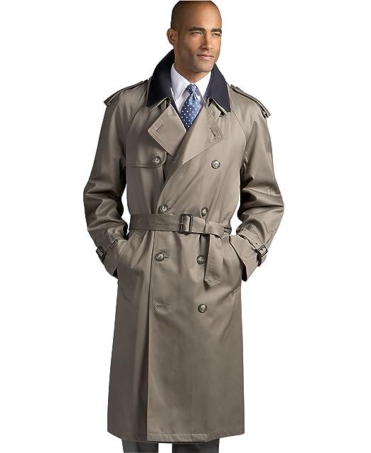 undefeated x cost charm top quality Ralph Lauren Edmond Mens Belted Trenchcoat Overcoat Coat