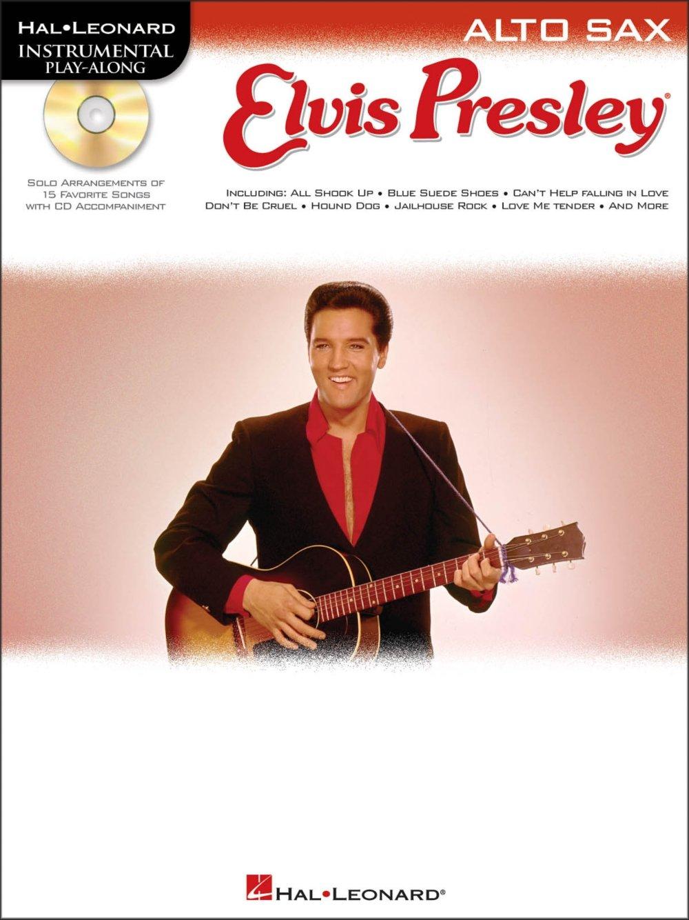 Elvis Presley for Alto Sax Musiknoten B003VF9ECG 842365