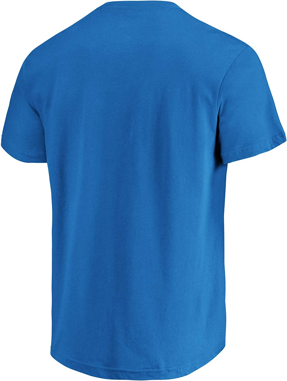 Majestic NBA Mens Big Athletic Team Wordmark T-Shirt