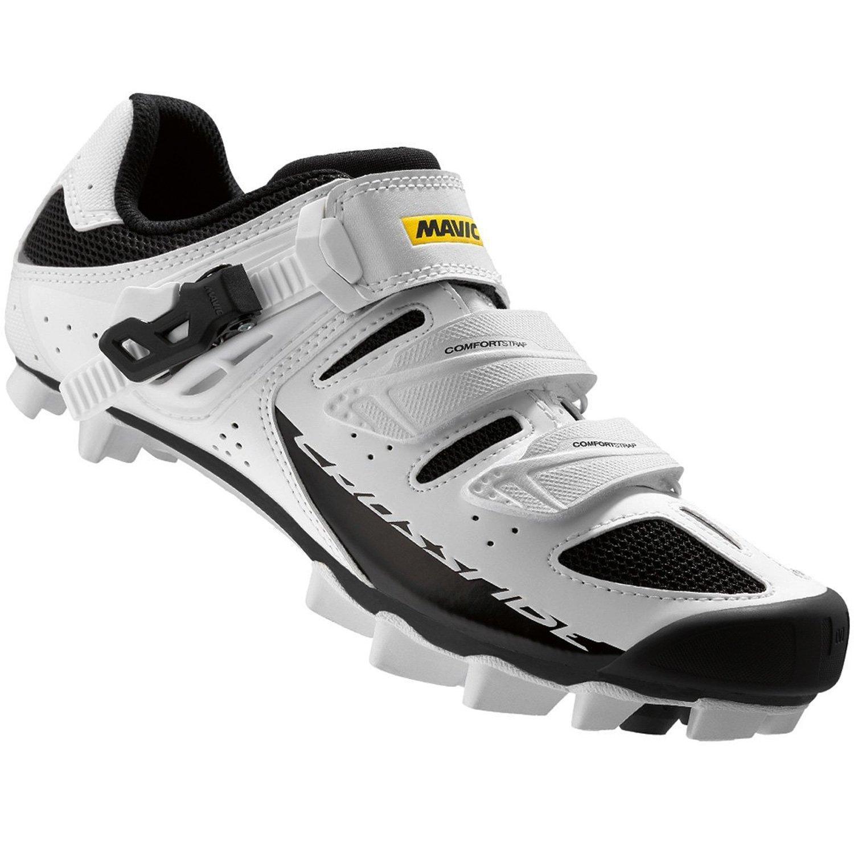 Mavic Crossride SL Elite Cycling Shoes - Women's White/Black/White, US 8.5/UK 7.0