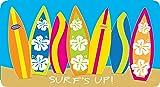 Toland Home Garden Surf Boards Anti-Fatigue Comfort