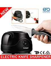 TODO New Electric Knife Sharpener Knive Scissors Screwdriver Tool Kitchen Blade Sharp