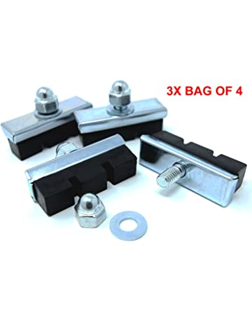 The Flying Wheels Bolt Bike Brake Pads (Bag of 4)