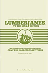 Lumberjanes To The Max Vol. 1 Hardcover