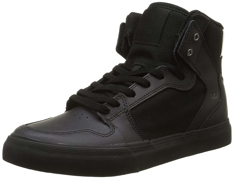 Supra Vaider LC Sneaker B01LYSVM4K 1|Blk Blk