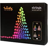 Twinkly LED String Lights, 175-225 Customizable LED Lights (225 LED)